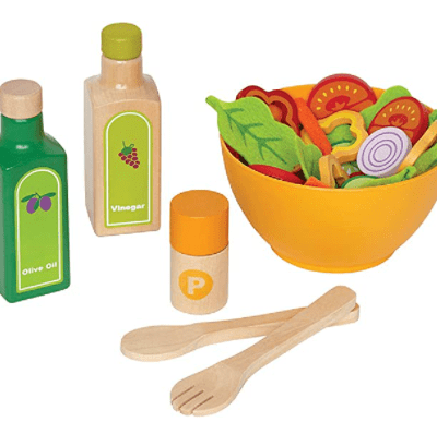 Hape-Garden-Salad-Wood-Play-Kitchen-Play-Set