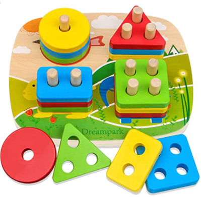 Wooden-Shape-Color-Recognition-Preschool-Stack-and-Sort-Geometric-Board-Blocks