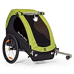 Burley-Minnow-1-Seat-Lightweight-Kids-Bike-Only-Trailer