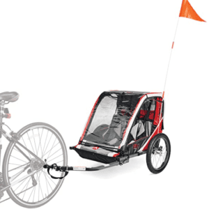 Allen-Sports-Deluxe-Steel-Bicycle-Trailer