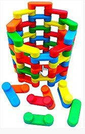 Magz-Bricks 40 Piece Magnetic Building Set