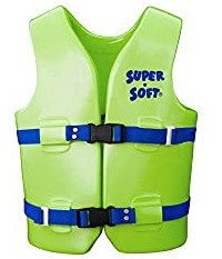TRC Recreation Kids Super Soft USCG Vest