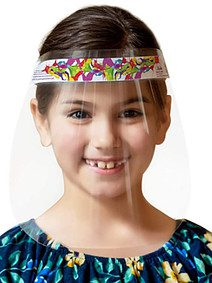 Child Safety Reusable Face Shields