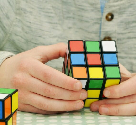 Rubik's Cube for Kids | Tips, Benefits, and How to Solve