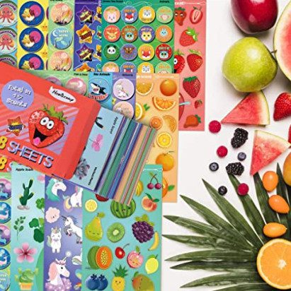 Scratch-n-sniff-stickers