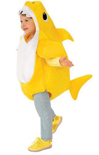 Singing Baby Shark Costume