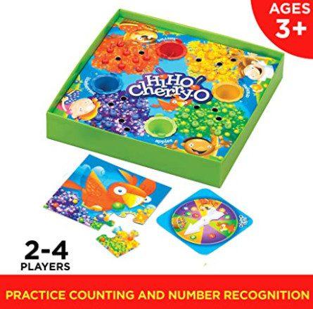 Hasbro Hi Ho! Cherry-O Board