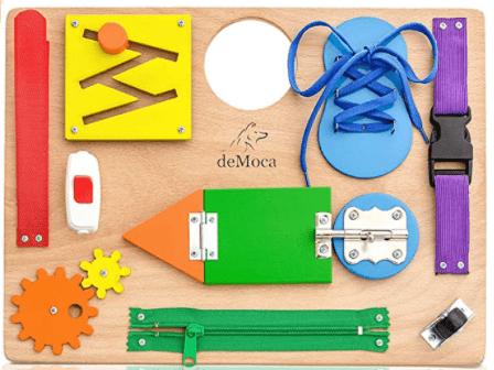 montessori-busy-board-for-toddlers