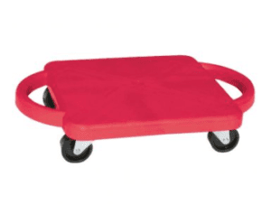 scooter-board-with-handles-red