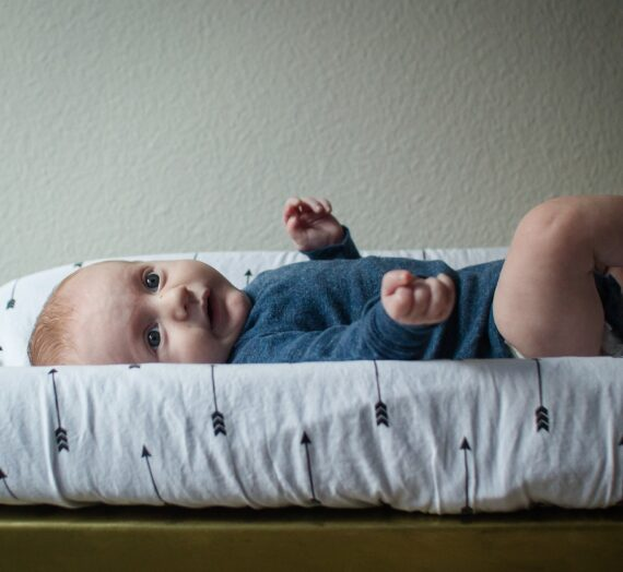 Steps to Change a Diaper | The Ultimate Step-By-Step Guide