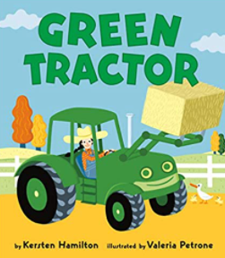 green-tractor-book