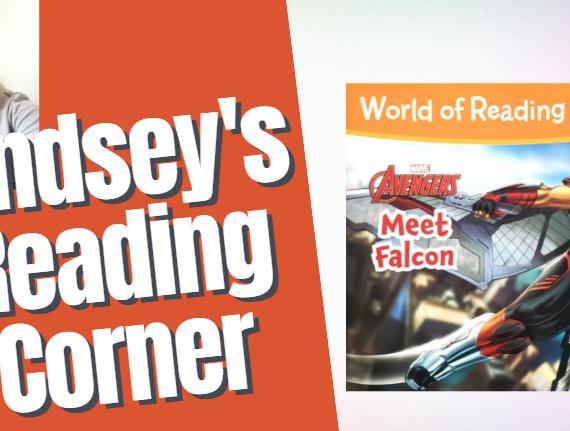 Superhero Read Aloud (Meet Falcon)