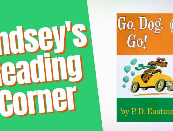 Go Dog Go! Book
