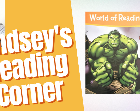 Superhero Read Aloud (Meet Hulk)