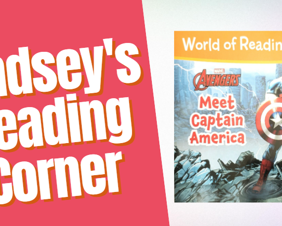 Superhero Read Aloud (Meet Captain America)