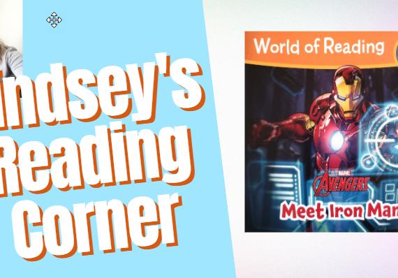 Superhero Read Aloud (Meet Iron Man)