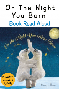 On-The-Night-You-Were-Born-Book