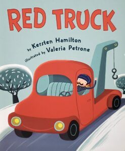 red-truck-book