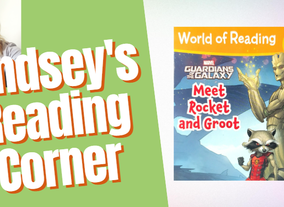 Superhero Read Aloud (Meet Rocket and Groot)