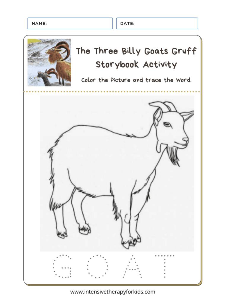 The-Three-Billy-Goats-Gruff-Storybook-Activity
