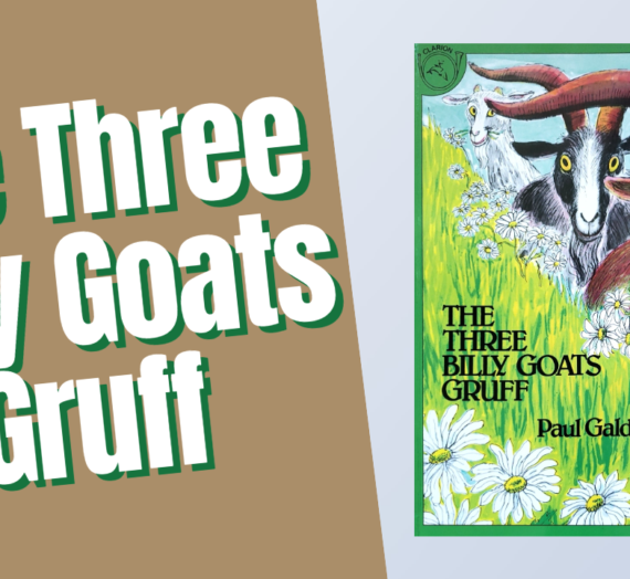 YouTube Childrens Book Read Aloud (The Three Billy Goats Gruff)