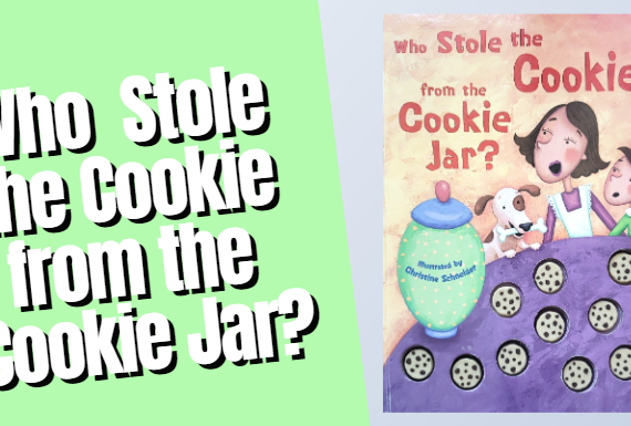 YouTube Read Aloud – Who Stole the Cookie from the Cookie Jar?