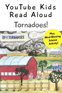 Tornadoes YouTube Kids Read Aloud