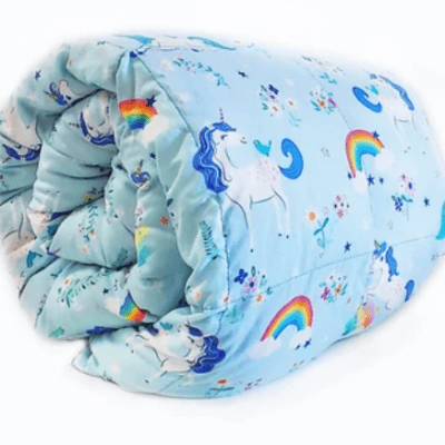 Unicorn-Weighted-Blanket