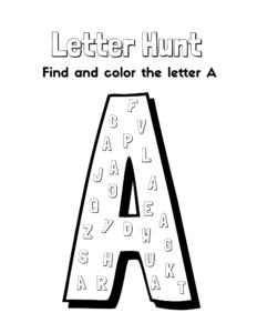 bonus-exercise-letter-hunt