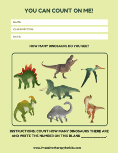Math-Dinosaur-Counting-Activity-Number-7