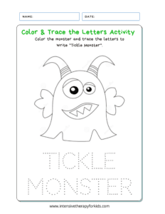 Monster-Coloring-and-Trace-the-Letters-Activity