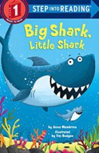 Big-Shark-Little-Shark-Book